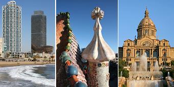 Messer og kongresser i Barcelona
