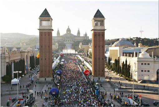 Barcelona Maraton