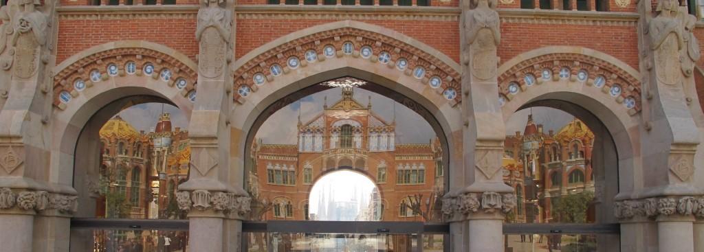 hospital Sant Pau_Sagrada Familia_